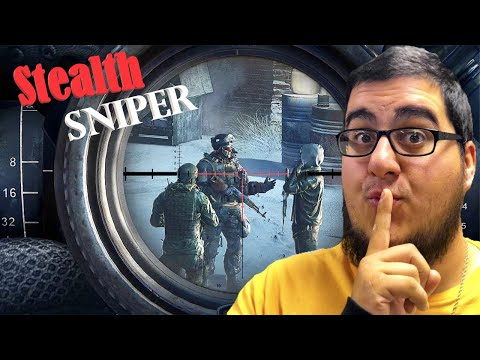 Stealth Sniper Free Online PC Game On Miniclip