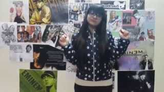 Eminem Rap God (Cover) - First Youngest Indian Girl Rapper