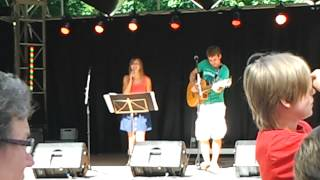 Duo Saitenverkehrt Live 2012 - Landratspark Bad Segeberg