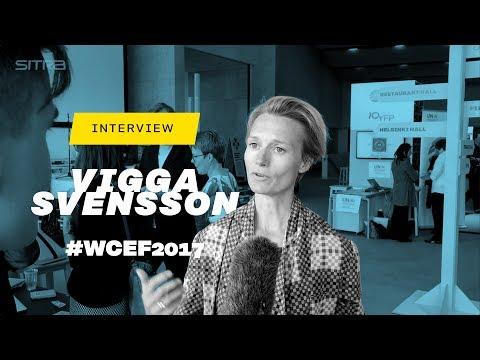 WCEF2017 : Vigga Svensson