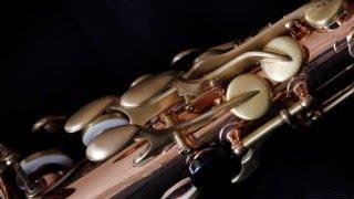 overhaul and plating 18k gold yanagisawa 800 alto sax