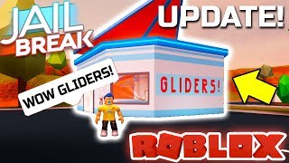 NEW JAILBREAK SURPRISE UPDATE HELICOPTER MISSILES AND GLIDERS!…