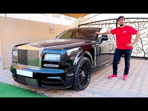 Here's Why The Rolls Royce Is Worth $350,000 !!!