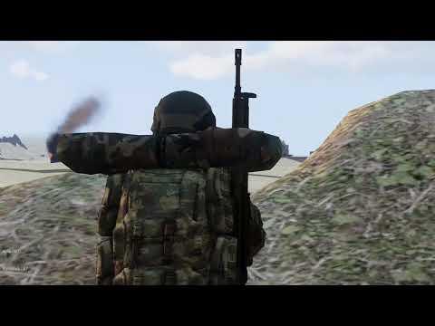 Arma Türk Birlikleri Suriye(Afrin) Operasyonu - FİNAL - Görevi