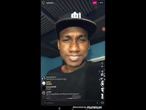 HOPSIN answers fans questions on instagram live , Token, NO SHAME, etc. PART 1