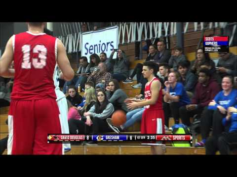 David Douglas boys @ Gresham (2-5-16)