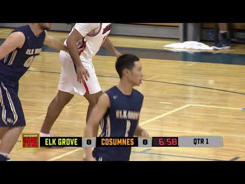 Game of the Week - Boys Basketball - Elk Grove vs Cosumnes Oaks  17 12 15