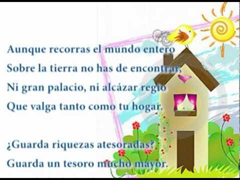 Poema para niños - YouTube
