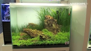 Aquarium Ideas From Interzoo 2014 (pt.40) - Fluval Fresh Tanks (hagen)
