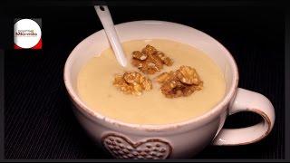 Заварной крем на миндальном молоке / Рецепт для Вегетарианцев
