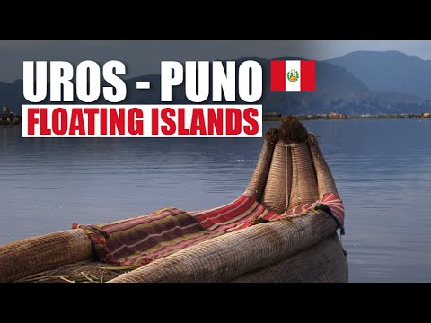 Chilling on floating UROS ISLANDS [Puno - Peru] | Travel Series [S1-E13] - South America 2017