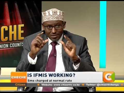 Cheche: Is IFMIS Working?