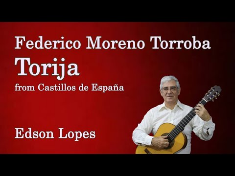 """Torija (from """"Castillos de España"""") (F. M. Torroba)"""