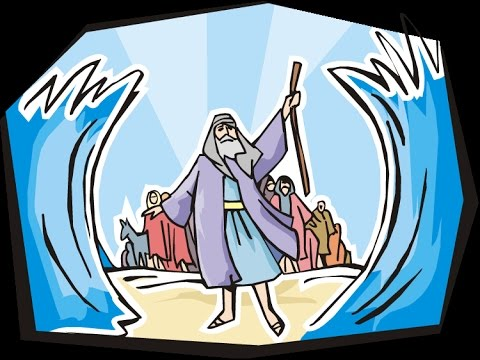 The Gospel Message in the Red Sea Crossing