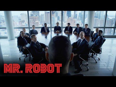 An Invitation | Mr. Robot