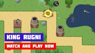 King Rugni: Tower Conquest · Game · Gameplay