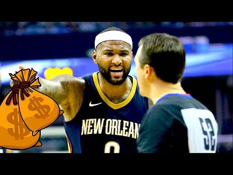 """NBA """"Fined"""" Moments (Part 2)"""