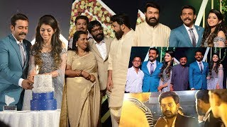 ഹരിശ്രീ അശോകന്റെ മകൻ അർജുന്റെ വെഡിങ് റിസപ്ഷൻ  Arjun Ashokan Wedding Reception Part 2