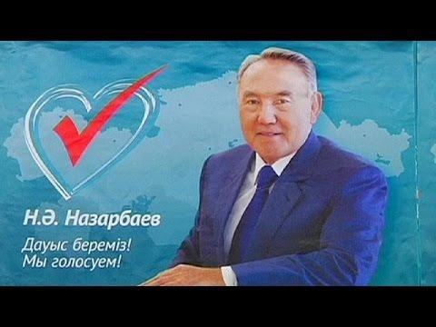 Kazakistan'da Cumhurbaşkanlığı Seçimleri