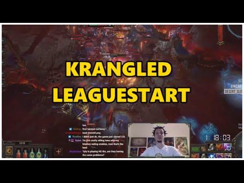Download [PoE] Stream Highlights #538 - Krangle league!