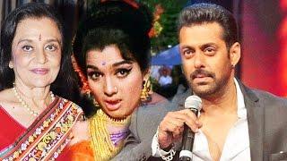 Salman Khan To Launch Asha Parekh's Book - Autobiography