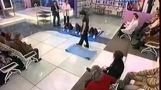 Упражнения при геморрое