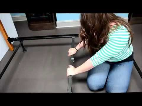 c-clamp bed frame instructions 1