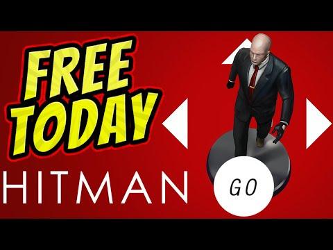 Hitman GO : FREE GAME !