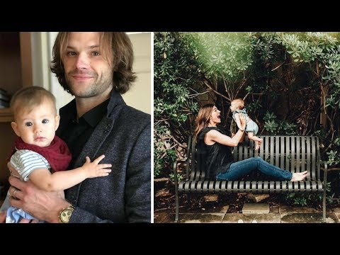 Jared Padalecki's Daughter Odette Elliott  2017
