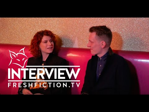 [SXSW Interview] 'WILD ROSE' star Jessie Buckley, director Tom Harper