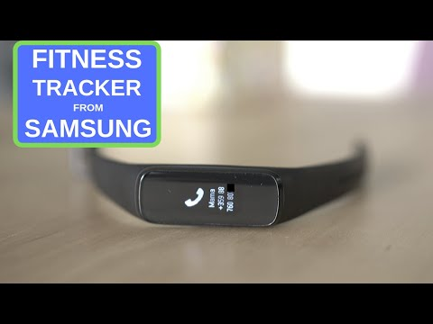 Samsung Galaxy Fit E Fitness Tracker After A Week: Unbelievably ... Basic!