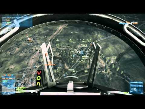 Battlefield 3 - So jets are not overpowered ? Really ? HD 720p
