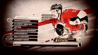 NHL 10 Review/Game Play