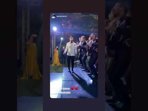 حفل زفاف حازم ايهاب