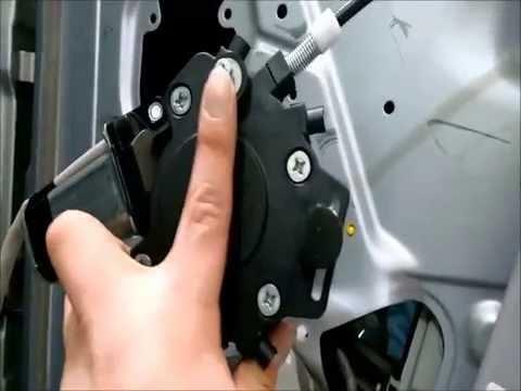 Circuito Levanta Vidrios Electricos : Alejandro daniel tutorial instalación levanta vidrios gol trend g6