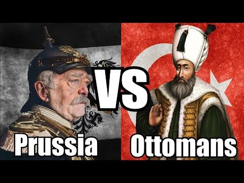 [EU4] Ottomans vs Prussia. Final Episode of Epic Blob Battles #17