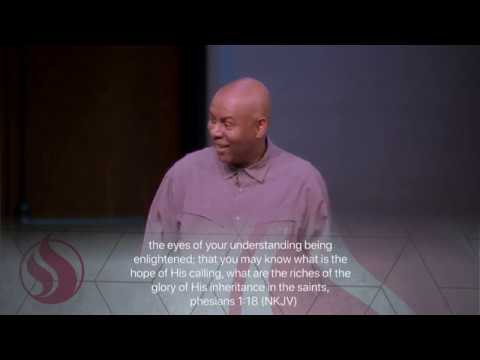 Bishop Keith A. Butler @ Charis Bible College  Part 1 Of 2 -  2/15/19