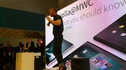 Marc Dillonin puhe MWC15-messuilta(Englanti)