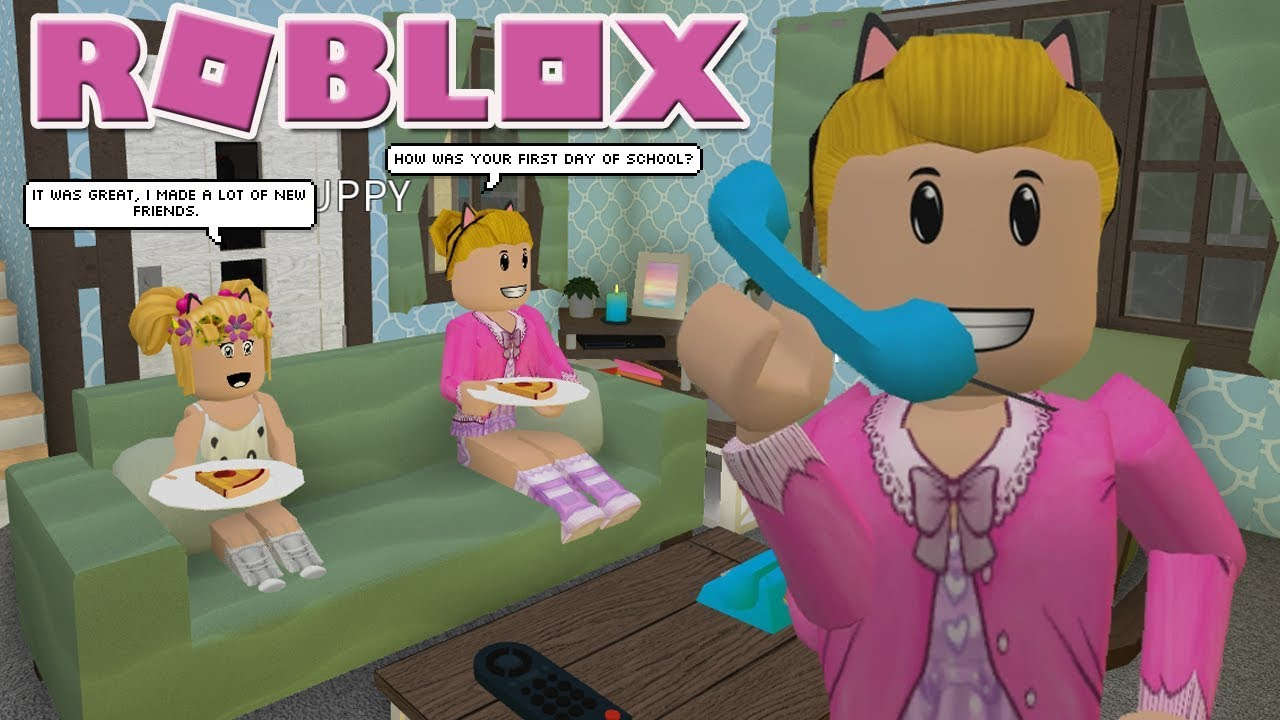 First Day Of School Roblox Welcome To Bloxburg Beta