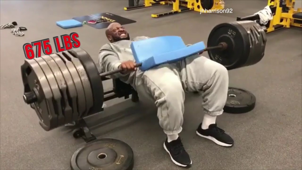 39-year-old James Harrison can lift an extreme amount of weight | ESPN