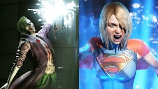 INJUSTICE 2 All Super Moves / Fatalities