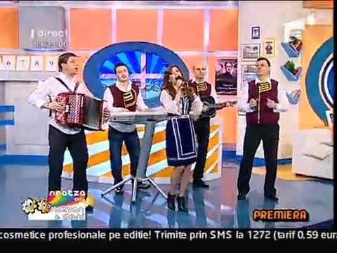Elena Gheorghe - Gionli'a meu (at Antena 1) feat Steaua Di Vreari