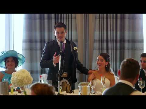 My Wedding Speech (Teacher Wedding Surprise, Forehill Primary)