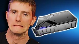 The Intel GPU looks BAD