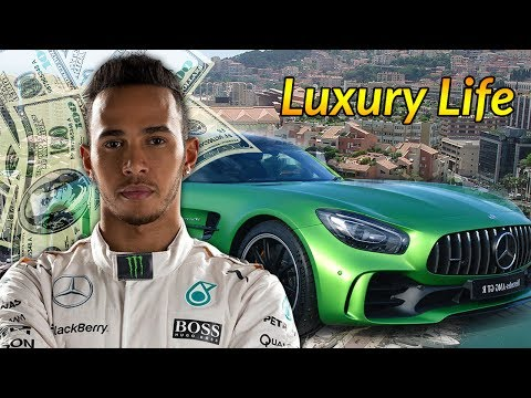 Lewis Hamilton Luxury Lifestyle | Bio, Family, Net Worth, Earning, House, Cars