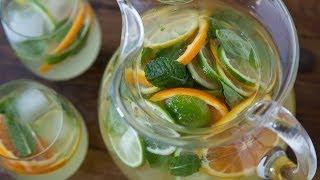 Citrus And Pineapple Sangria