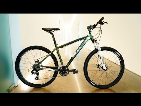 024d1c641cf Jamis Trail X Sport 2015 - YouTube