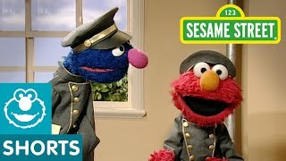 Sesame Street: Elmo Learns from Grover | Telegram Delivery Training