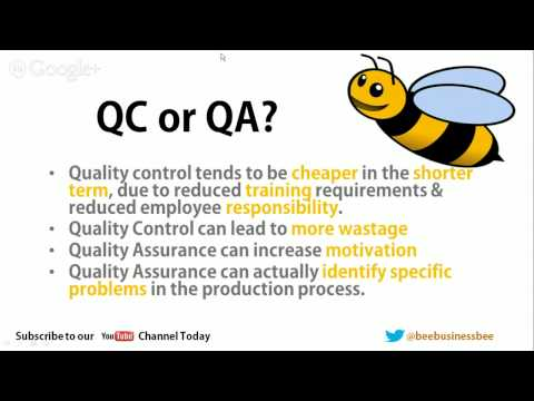 AS Level Business Studies AQA BUSS2 Revision Session (Part 1; Finance and Operations)