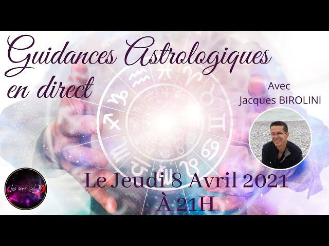 GUIDANCES ASTROLOGIQUES EN DIRECT